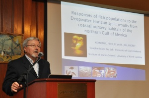 Fisheries oil spill seminar - heck