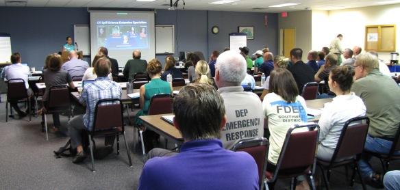 Oil spill seminar - FL habitats - 1